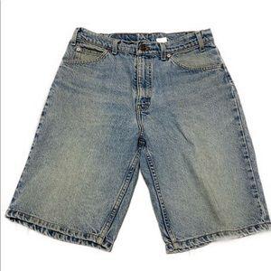Levi Orange Tab Relaxed Fit Jean Shorts men's 32